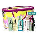 Clinique 7 Pc Gift Set 2013 Skin Care & Make up Set (A $65 Value)