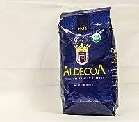 Aldecoa Whole Bean Organic Coffee