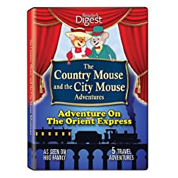 The Country Mouse and the City Mouse Adventures - Adventures on the Orient Express