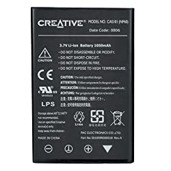 Creative Vado HD Rechargeable Battery