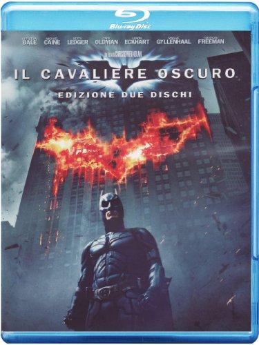 Il cavaliere oscuro(edizione speciale) [Blu-ray] [IT Import]