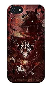 The Fappy Store soilder Hard Plastic Back CaseCover For Apple Iphone 5