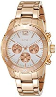 Esprit Chronograph Silver Dial Women's Watch - ES108262006