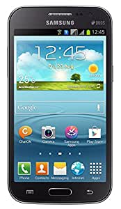 Samsung Galaxy Grand Quattro GT I8552  Titan Grey                          available at Amazon for Rs.11800