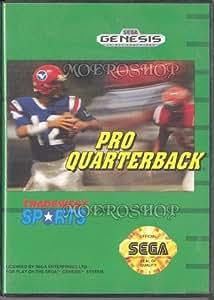Pro Quarterback - Sega Genesis