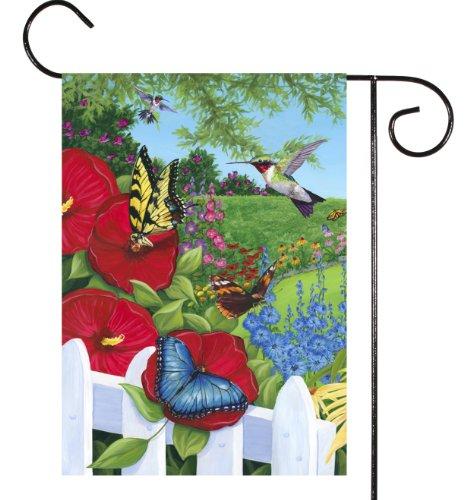 Toland Home Garden Garden Frenzy 12 5 X 18 Inch Decorative