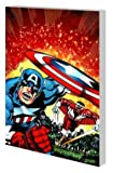 img - for Essential Captain America TP Vol 05 book / textbook / text book