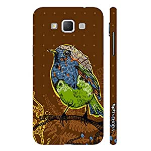 Samsung Galaxy Grand 3 Pisces Brown designer mobile hard shell case by Enthopia