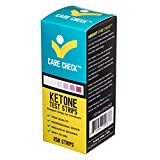 Care Check Ketone Test Strips - Great for Diabetics and Ketogeinc Paleo and Atkins Diet, 250 Urine Strips