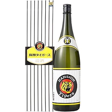 清酒 阪神タイガース カートン入 1800ml