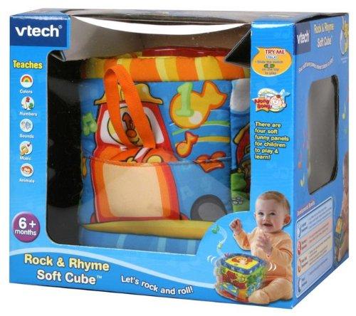Imagen de VTech - Nursery Rhyme Rockin 'Cube
