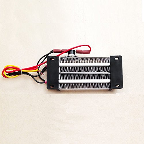 New 500W Ac 110V Ptc Heating Element Heater Electric Heater Ceramic Thermostatic