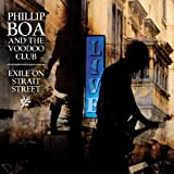 "Live! Exile On Strait Streetvon ""Phillip Boa & the..."""