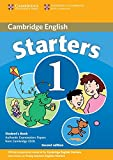 Cambridge Young Learners English Tests Starters 1 Students Book: Examination Papers from the University of Cambridge ESOL Examinations