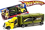 Hot Wheels Crashin Big Rig Yellow/Green