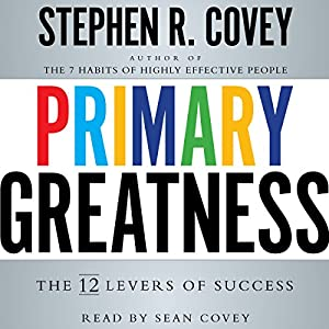 Primary Greatness Audiobook