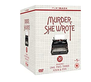 Murder, She Wrote - Season 1-5 [DVD]