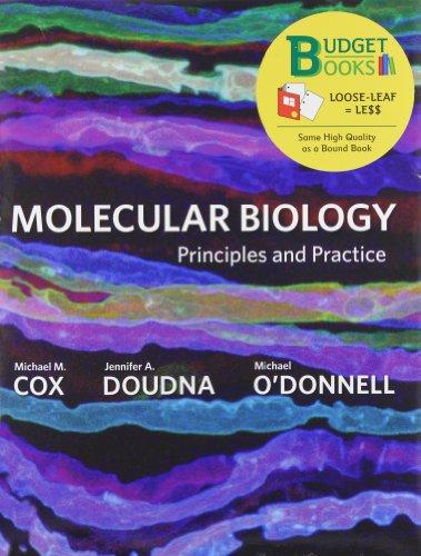 Molecular Biology (loose leaf) & eBook Access Card...