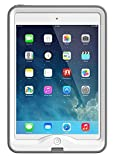 LifeProof Nüüd  2305-02  Waterproof Case for iPad Mini Retina - Retail Packaging - White / Grey