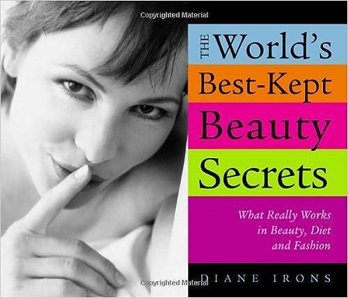 Amazon Beauty And Fashion Books The World s Best Kept Beauty