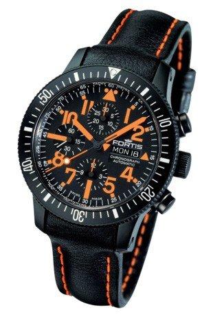 Fortis B-42 BLACK MARS 500 Limited Edition reloj hombre cronógrafo 638.28.13 L13