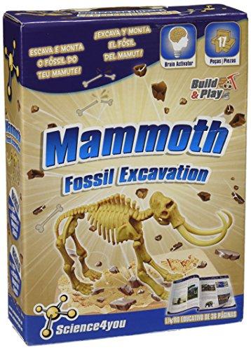 science4you-bloque-de-yeso-para-picar-y-excavar-un-mamut-17-piezas-6-ano