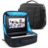 USA Gear Portable DVD TV Carry Case