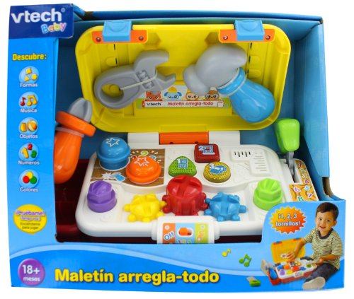 Vtech Baby Maletin Arregla-Todo - 1