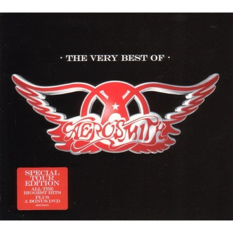 Aerosmith - The Very Best of Aerosmith (Special Tour Edition / CD+DVD) - Zortam Music