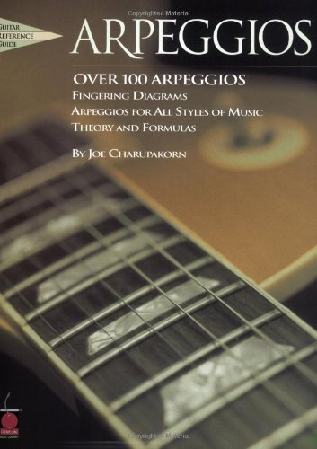 Arpeggios (Guitar Reference Guides)