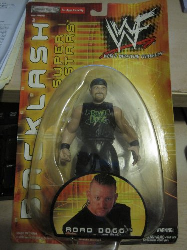 WWF Backlash Superstars Road Dogg