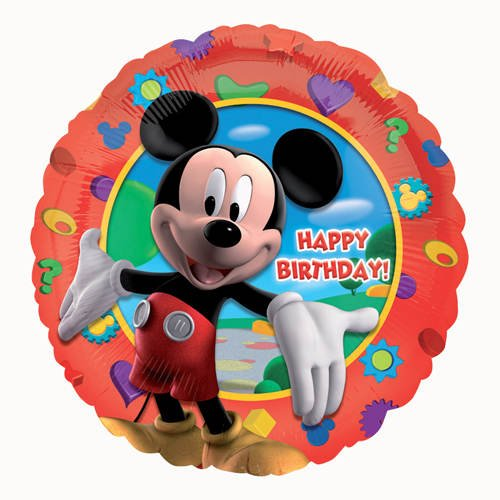 Imagen de Mickey Mouse Clubhouse Globo, 18 ""