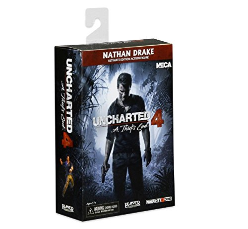 Uncharted 4 Action Figure Ultimate Nathan Drake 18 cm Neca Figures