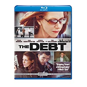The Debt Movie on Blu-ray