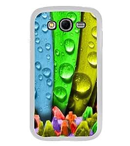 Multicolour Flower 2D Hard Polycarbonate Designer Back Case Cover for Samsung Galaxy Grand I9082 :: Samsung Galaxy Grand Z I9082Z