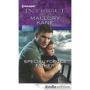 Special Forces Father (The Delancey Dynasty) Mallory Kane