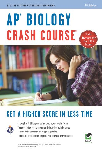 AP Biology Crash Course, 2nd Ed. (Advanced Placement (AP) Crash Course)