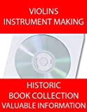 img - for 22 Old Books of Violin Playing & Instrument Making, Strings, Bows & Music book / textbook / text book