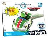 K'NEX Wii Mario Kart Motorized Karts - Yoshi's Kart