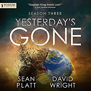 Yesterday's Gone: Season Three Hörbuch
