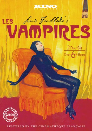 Vampires [DVD] [1915] [Region 1] [US Import] [NTSC]