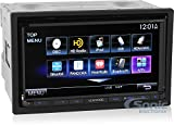 """Kenwood DDX7701HD 6.95"""" In-Dash 2-Din Monitor Receiver with Built-In Bluetooth & HD Radio"""