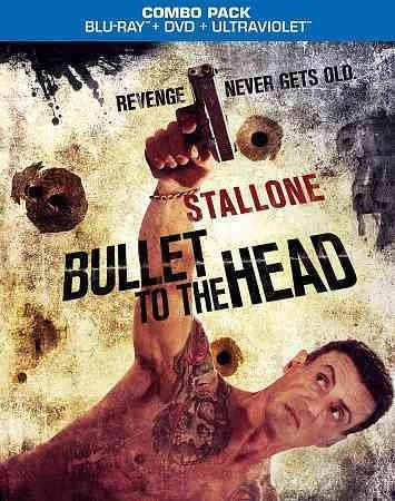 BULLET TO THE HEAD (BLU-RAY/DVD COMBO/2012/2 DISC/ULTRAVIOLET) BULLET TO THE HEAD (BLU-RAY/DVD COMB