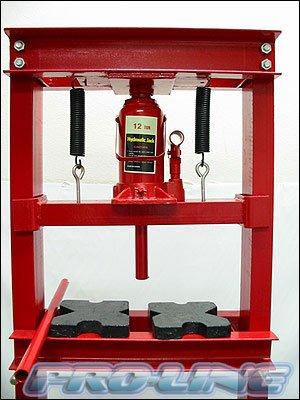 12 Ton Hydraulic Shop Press