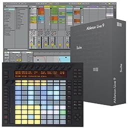 Ableton Push & Suite 9 Upgrade Bundle
