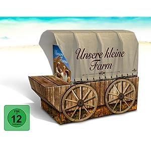 Unsere kleine Farm - Die komplette Serie (Limited Edition, 58 Discs)