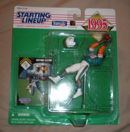 1995 Irving Fryar NFL Football Starting Lineup Figure - 1