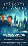img - for STARGATE ATLANTIS: Homecoming (Book one in the Legacy series) book / textbook / text book