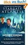 STARGATE ATLANTIS: Homecoming (Book o...