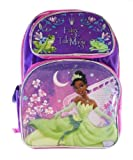 Disney Princess and the Frog Backpack - Full Size Backpack